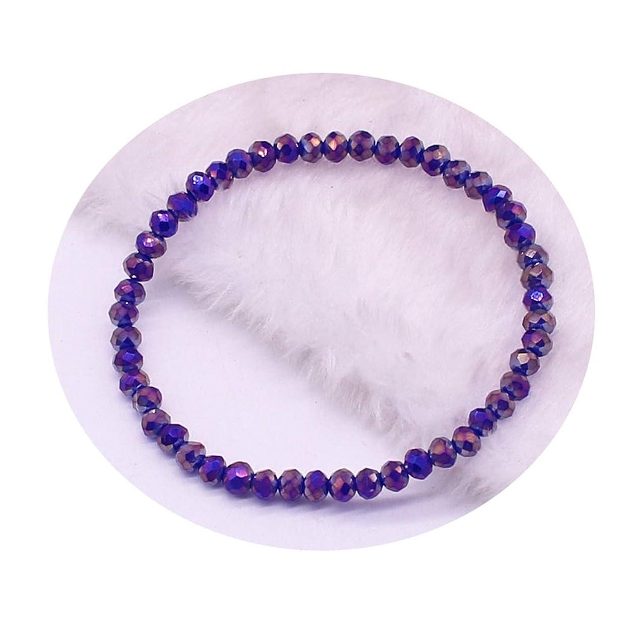 Crystal Bracelet 14 Colors Optional Beaded Bracelets for Women Crystal Beads Bracelet Jewelry