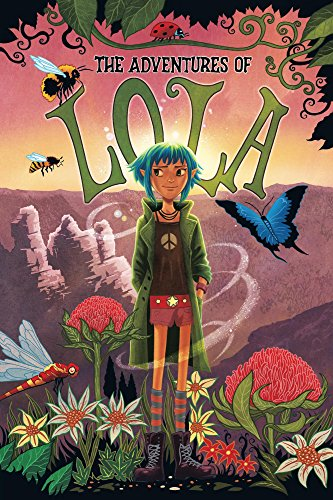 Books for kids: The Adventures of Lola: A Magical Illustrated Fairy Tale with Morals, Set in Sydney Australia - Environmental Values, Self Confidence for Girls, Coming of Age (English Edition)