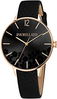 Morellato R0151141524 Ninfa Year Round Analog Quartz Black Watch