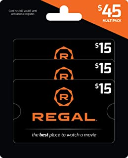 regal entertainment group movie gift card