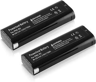 Best paslode 6 volt cordless battery Reviews