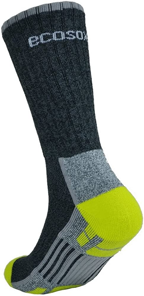 EcoSox Bamboo Viscose Half Cushion Hiking Crew Keep In a popularity Cheap mail order specialty store Your - Socks