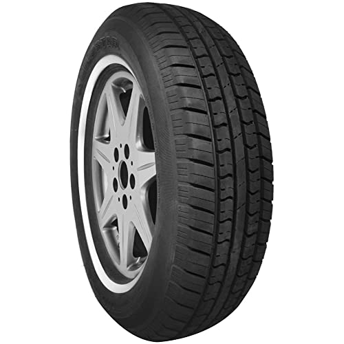 Milestar 24760010 MS775 P235/75R15 105S WSW All-Season Radial Tire - P235/