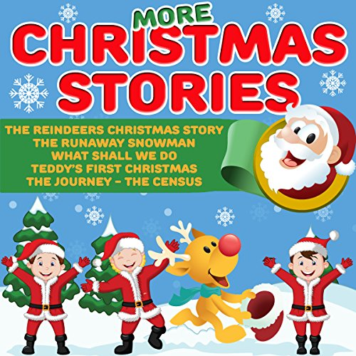 More Christmas Stories cover art