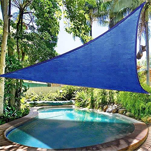 HO-TBO Luifel, outdoor-zonneluifel 300D 160gsm waterdicht UV tuin binnenplaats luifel overkapping tent zonwering shelter camping strand zonwering shelter