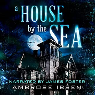 A House by the Sea audiobook cover art