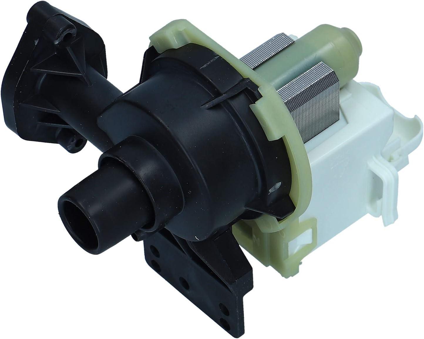 LUTH Premium Profi Parts - Bomba de evacuación con cabezal para lavavajillas   Compatible con BOSCH 00095684 Copreci