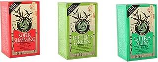 Triple Leaf Tea Weight Management Variety 3 Pack (Ultra-Dieters-Slimming)