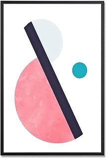 acrylic geometric paintings