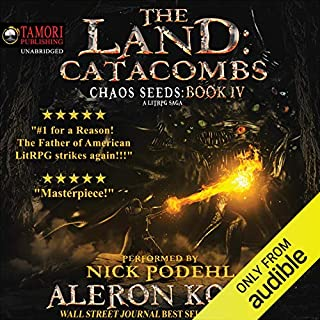 The Land: Catacombs cover art