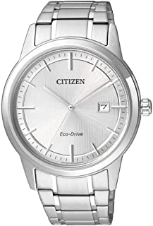 Citizen Men's Watch XL Analogue Quartz Stainless Steel