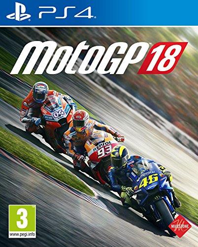 MOTO GP 2018 - PS4 nv prix