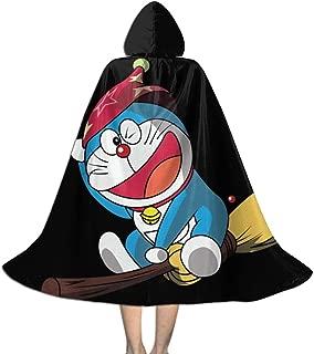 ODYGDG51G Gato robótico Doraemon con Capucha Cape Childrens ...