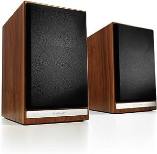 Audioengine HDP6 Passive Bookshelf/Stand-mount Speakers (Pair) (Walnut)