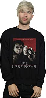 Absolute Cult The Lost Boys Men's Distressed Poster Sweatshirt