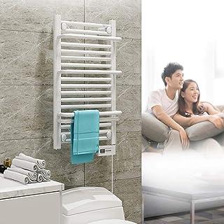 HYY-YY. Elektryczna suszarka do ręczników, do montażu na ścianie, ze stali nierdzewnej, polerowana, grzejnik łazienkowy, p...