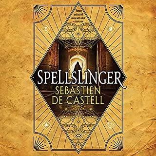 Spellslinger cover art