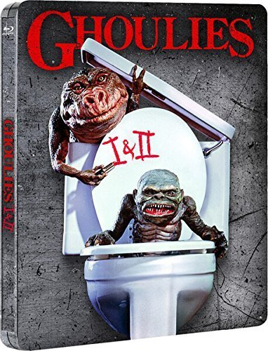 Ghoulies/Ghoulies 2: Limited Edition Steelbook [Blu-ray] [Reino Unido]