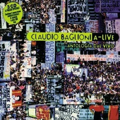 A-Live (Antologia Dal Vivo) [3 CD]