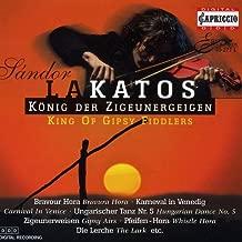 Sandor Lakatos: König der Zigeunergeigen / King of Gypsy Fiddlers