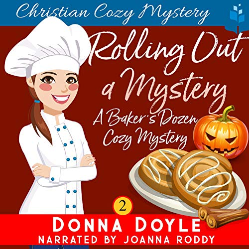 Rolling Out a Mystery (Christian Cozy Mystery)  By  cover art