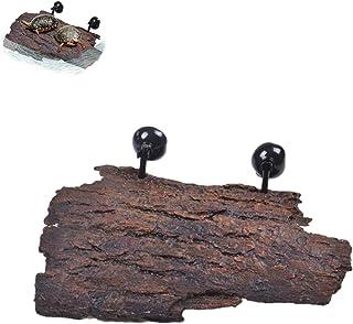 カメ 浮き島 浮島 滑り止め 亀 爬虫類 両生類 タートル 亀プラットフォーム 飼育用品 水槽装飾 爬虫類用 水槽 亀の島 流木