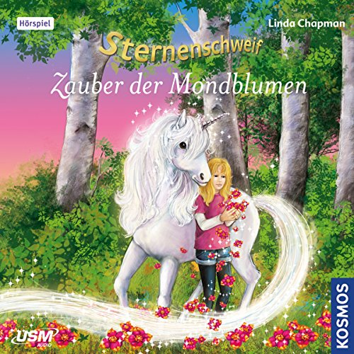 Zauber der Mondblume audiobook cover art
