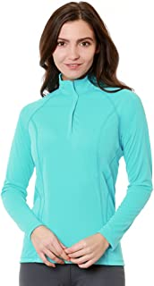 Sun Protective Equestrian Shirt - Long Sleeved Tuscany for Women - UPF 50