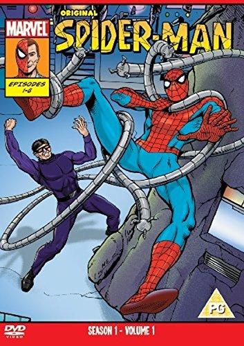Original Spider-Man - Staffel 1, Vol. 1 (OmU)