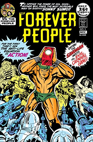 The Forever People (1971-1972) #5 (English Edition)