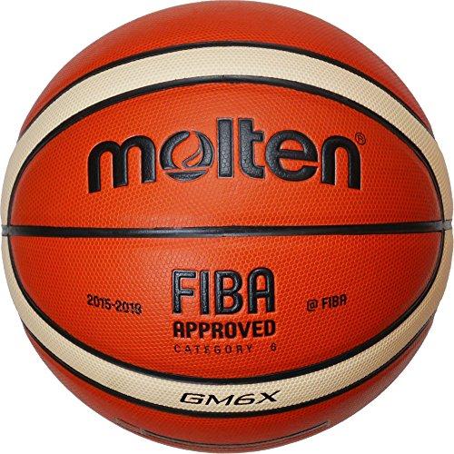 Molten BGMX - Balón de Baloncesto Senior femenino
