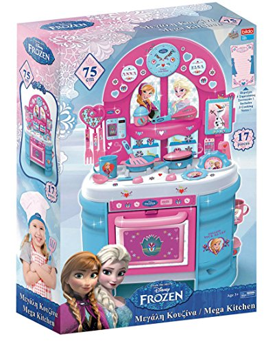 Disney RLP-001, Frozen, Cucina Grande, Accessori dei Cartoni Animati