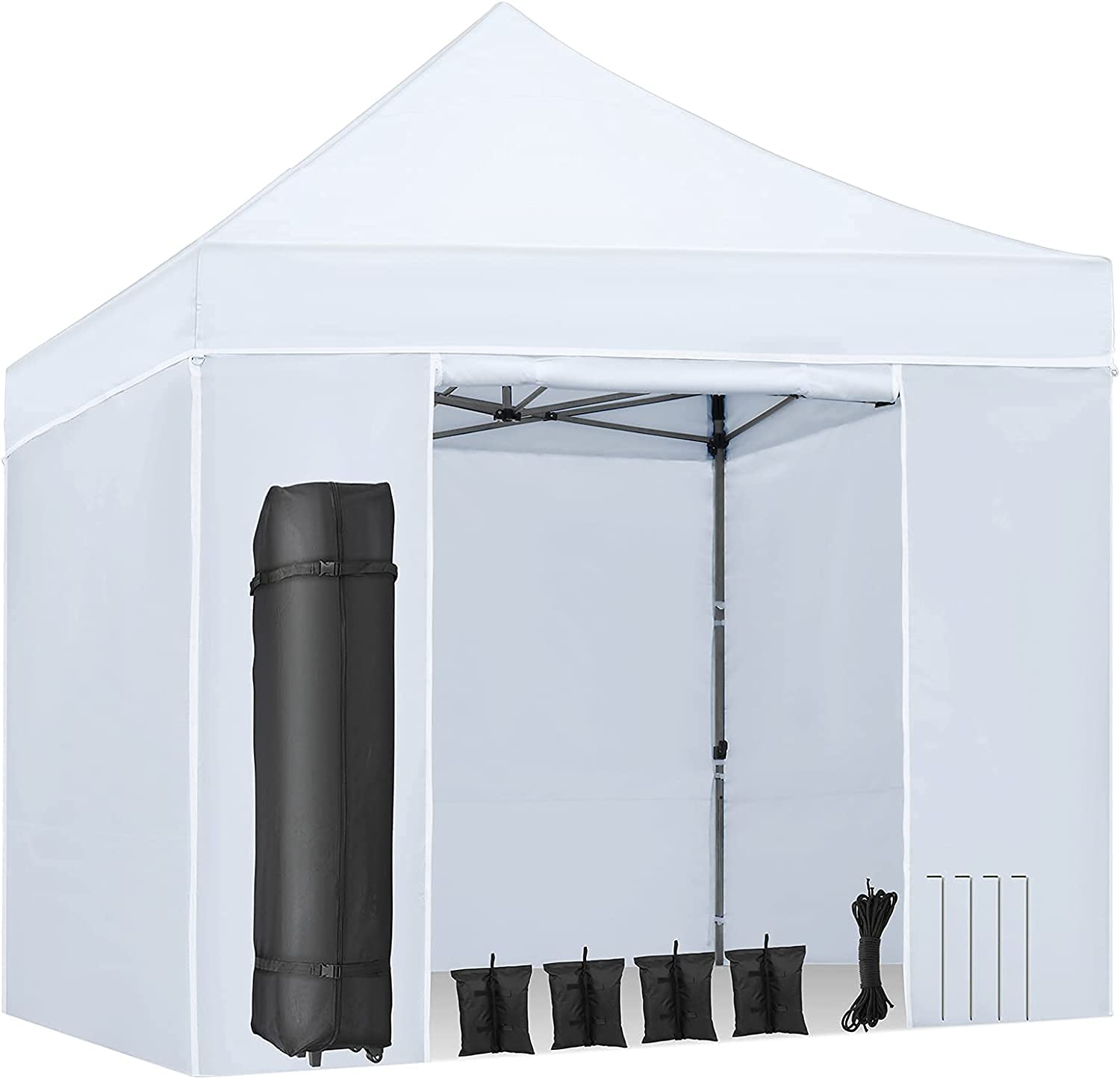 Max 47% OFF Pop-Up Canopy Tent: 10'x15' Max 46% OFF Shelter Commercial Windproof Instant