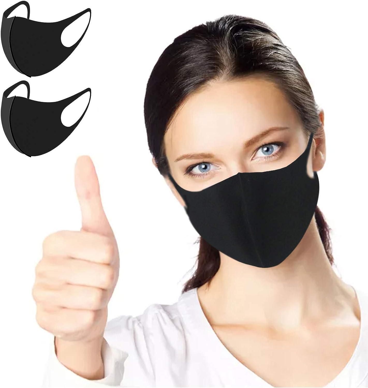 Unisex 2Pcs 5 popular Anti Pollution Dustproof 3D San Diego Mall Mask Mouth Mas Face