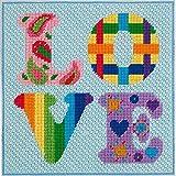 Canoodles-- Love-- Needlepoint Kit