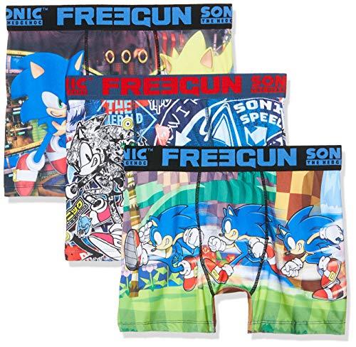 Freegun Boxershorts voor heren, 3 stuks