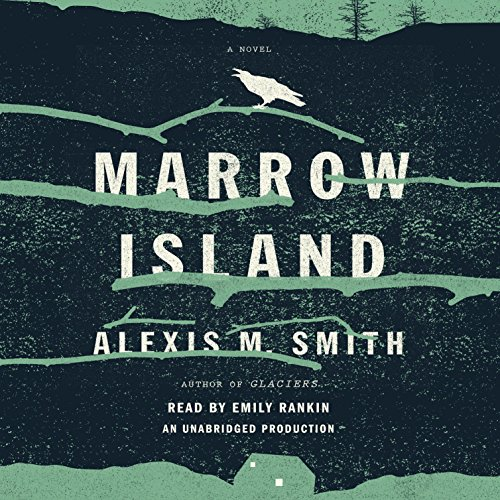 Marrow Island audiobook cover art