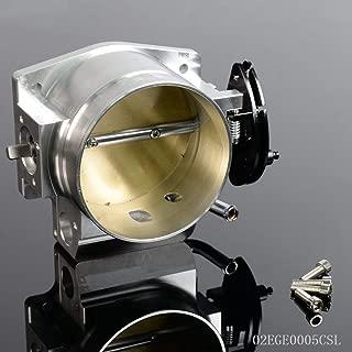 92mm Throttle Body Compatible For GM Gen III Ls1 Ls2 Ls6 Ls3 Ls Ls7 Sx Ls 4 Cnc Bolt Cable