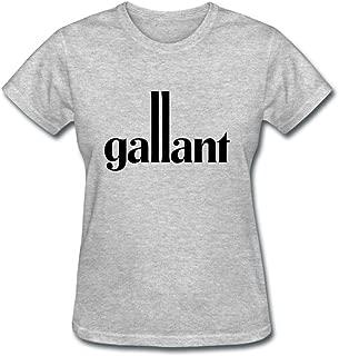 Womens Mamby ON The Beach 2016 Gallant T Shirts 100% Cotton