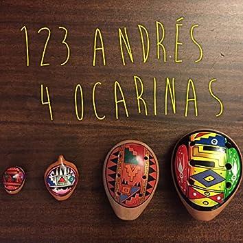 4 Ocarinas