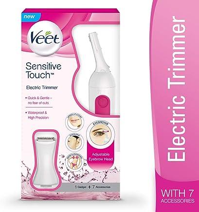 Veet Sensitive Touch Expert Electric Trimmer for Women – Waterproof