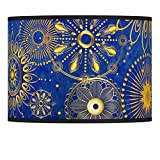 Celestial Giclee Lamp Shade 13.5x13.5x10 (Spider) - Giclee Glow