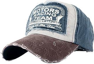 Tuopuda Nueva Unisex Gorra de béisbol algodón Mezclado