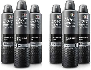 Dove Men Care Invisible Dry Spray Deodorant (3.8 oz, 6 pk.)