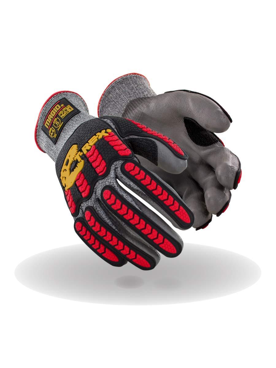 Magid Glove Safety T-REX Store TRX442 Cheap SALE Start Series Flex Lean P Lightweight