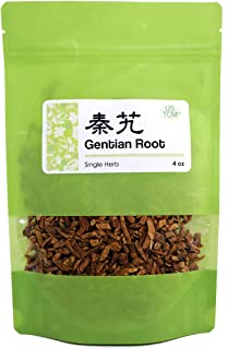 New Packaging Gentian Root Qin Jiao 秦艽 4 oz