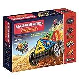 Magformers 274-38 - Magnetspielzeug 'Racing' 39-teilig