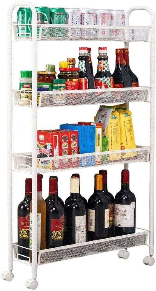 ViewSys Superior Kitchen Shelf Wine Rack New item Spic Tray 4Layer Snack