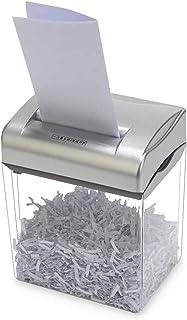 Shredder Shredder Oil/Shredders Cross Cut Home/a4 Paper/4×23mm/Electric Micro Cut/4.5 Litre Bin/Thermal Overload Protecti...