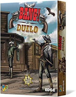 Edge Entertainment Bang El Duelo, Juego de Cartas (EDGBA30